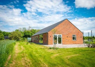 Nyt familiehus i Lindtrup