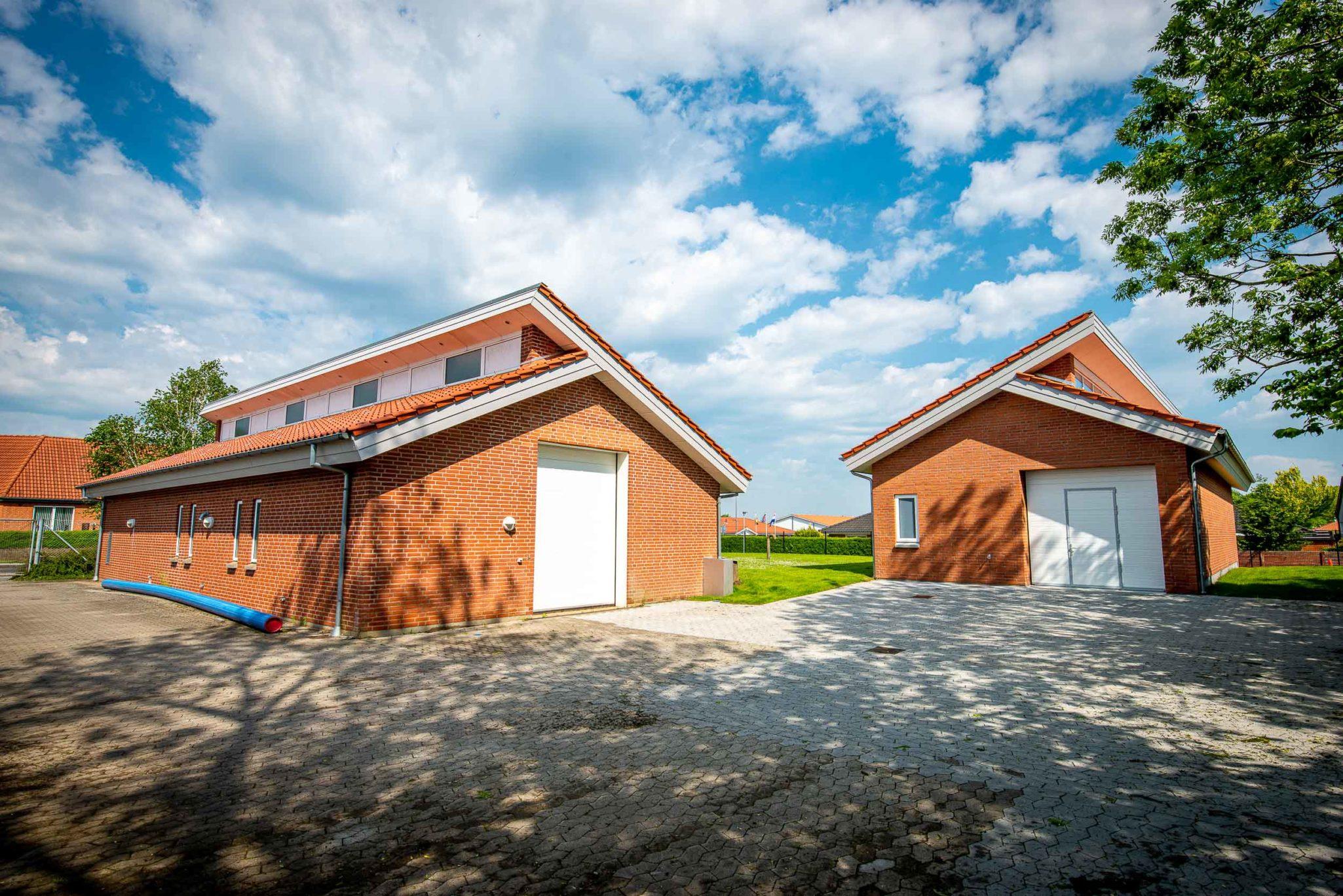 Brørup Vandværk - Arkitekt